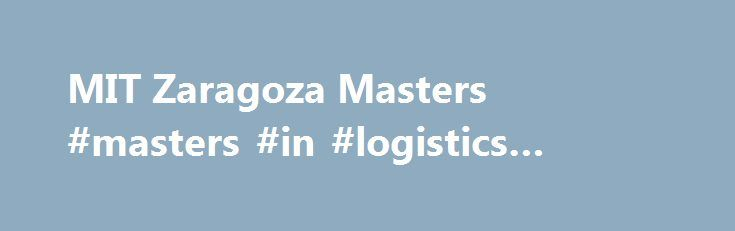 master of engineering in logistics at A logistics engineer needs to have in-depth knowledge of logistics, technology, and systems design techniques master science logistics engineering.