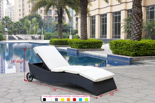 die besten 25 outdoor loungers ideen auf pinterest billige sonnenliegen moderne lounge m bel. Black Bedroom Furniture Sets. Home Design Ideas