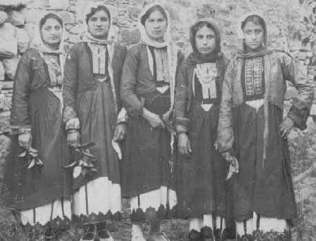 girls from nisyros island,dodekanissa