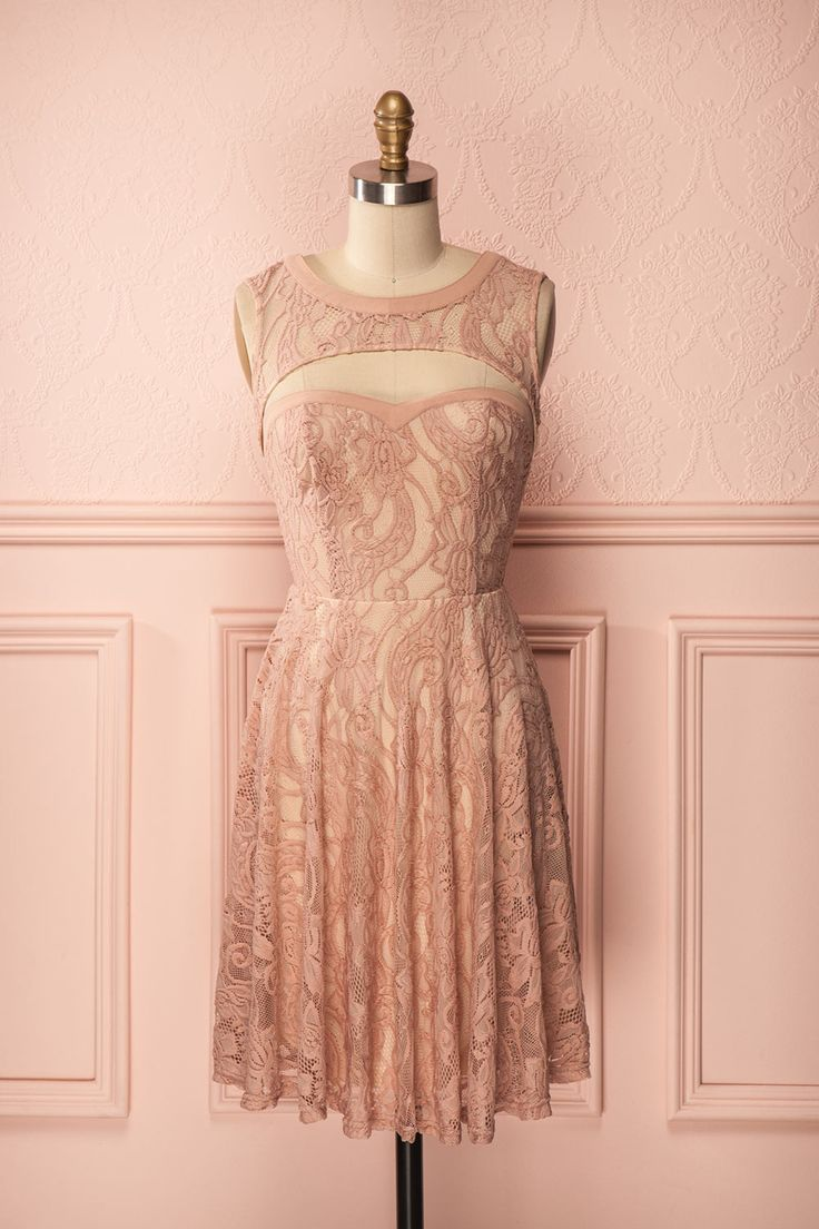 Lison Blush from Boutique 1861