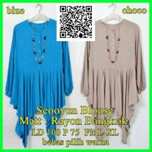seooyun blouse MTFA05