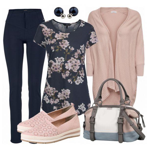 SpringFlowers Damen Outfit – Komplettes Frühlings-Outfit günstig kaufen   Frau… – Monika Kloos