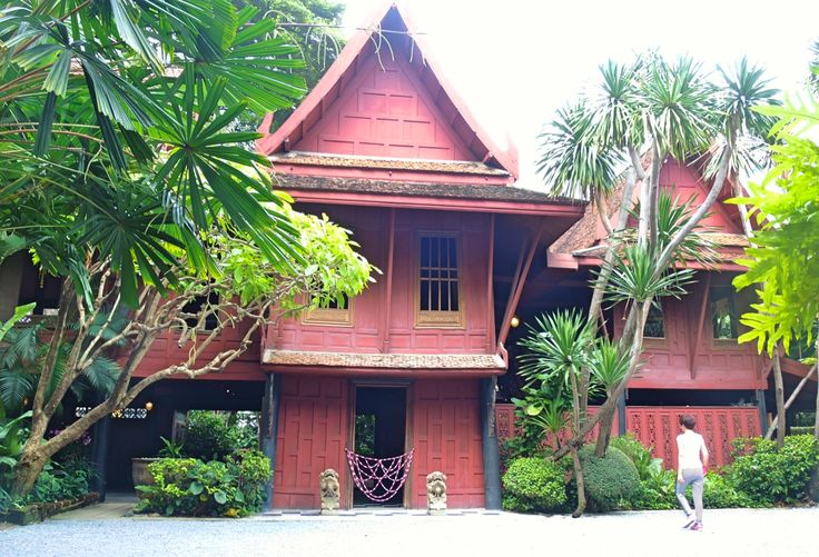 Visiting Thailand: Jim Thompson House