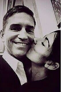 Jim Caviezel and Sarah Shahi :)                              …