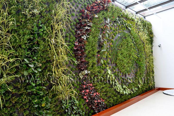 Fachadas vegetales patente Ignacio Solano Hotel Cosmos 100