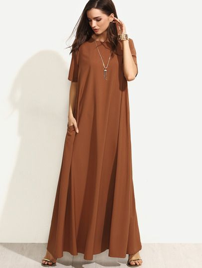 17  ideas about Brown Maxi Dresses on Pinterest - Kim kardashian ...