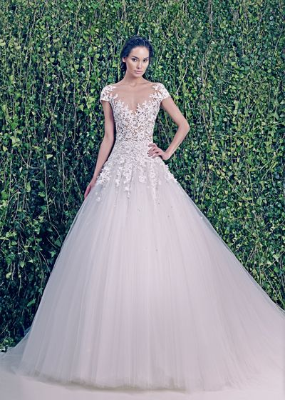 ZUHAIR MURAD Bridal collection for Fall 2014 is officially out.