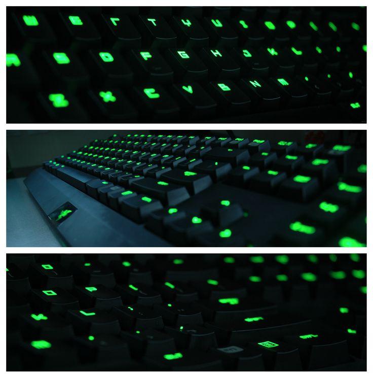 Razor Blackwidow Ultimate Keyboard // #Razor #Blackwidow #Keyboard