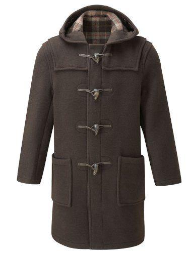 17 best ideas about mens duffle coat on pinterest. Black Bedroom Furniture Sets. Home Design Ideas