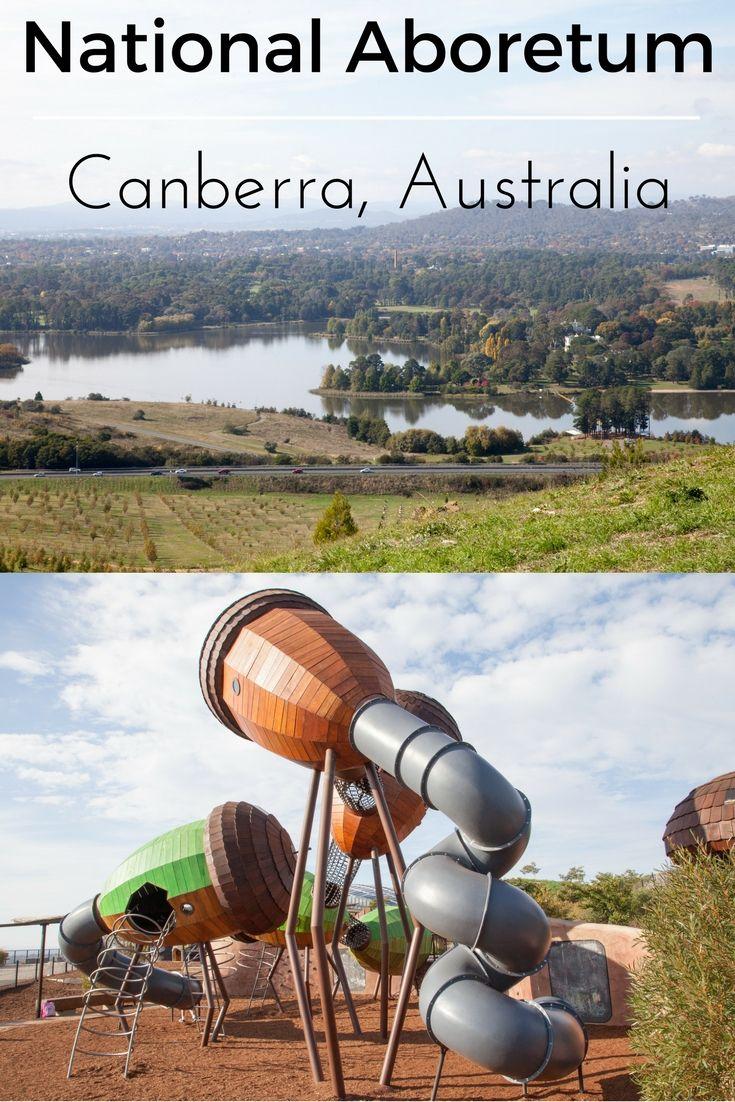 National Aboretum Canberra, ACT, Australia