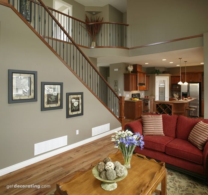 16 Best Paint Colors With Natural Floors Images On