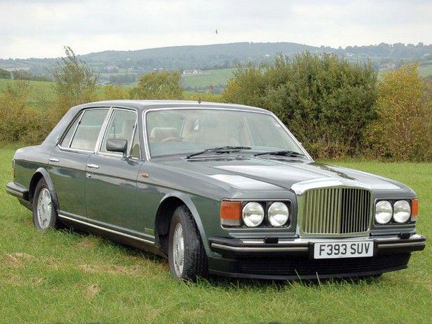 1989 Bentley Mulsanne S >> available for rental in Cote d'Azur and Paris by Saintrop.com!