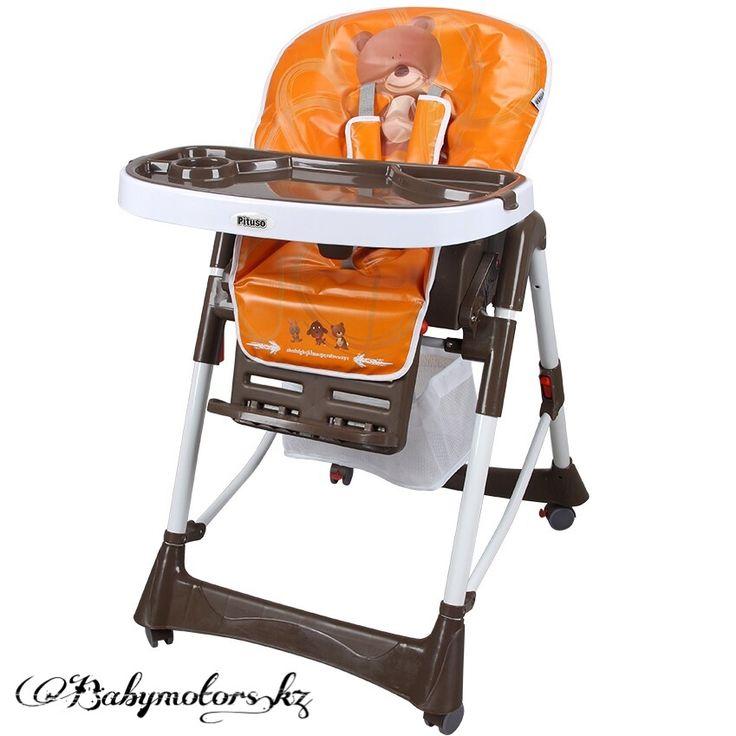 Стульчик для кормления Baby Ace Bonito –  идеальная модель для небольших помещений и путешествий. ❗️ ✅Съемный чехол PVC, легко чистить. ✅Пятиточечный ремень безопасности. ✅3 уровня положения спинки. ✅5 уровней высоты сиденья. ✅Регулируемая в трех положениях столешница и съемный поднос. ✅4 колеса с тормозами. ‼️ Возраст: от 6 месяцев Размер в сложенном виде: 49*28,5*70 см 🌏 #BabyAceBonito #стульчикдлякормления #моймалыш #магазиндетскихтоваров #babymotorskz