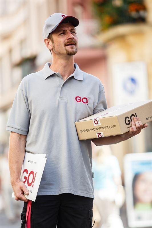 GO! Express & Logistics je mezinárodní expresní přepravce zásilek s třicetiletou tradicí, který obsluhuje všechny země světa. Rychle  a spolehlivě přepravíme vše - od důležitého dokumentu až po těžký balík. Flexibilita, individuální přístup k zákazníkovi a vysoká úroveň komunikace jsou hlavními atributy spolupráce s námi. Jsme opravdoví specialisté na západní a střední Evropu a zajistíme Vám exportní  i importní přepravu zásilek v nadstandardním servisu.
