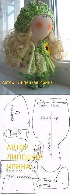 russa niña