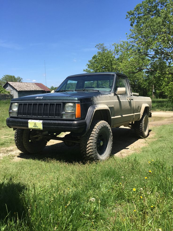 55 Best Jeep Comanche Images On Pinterest