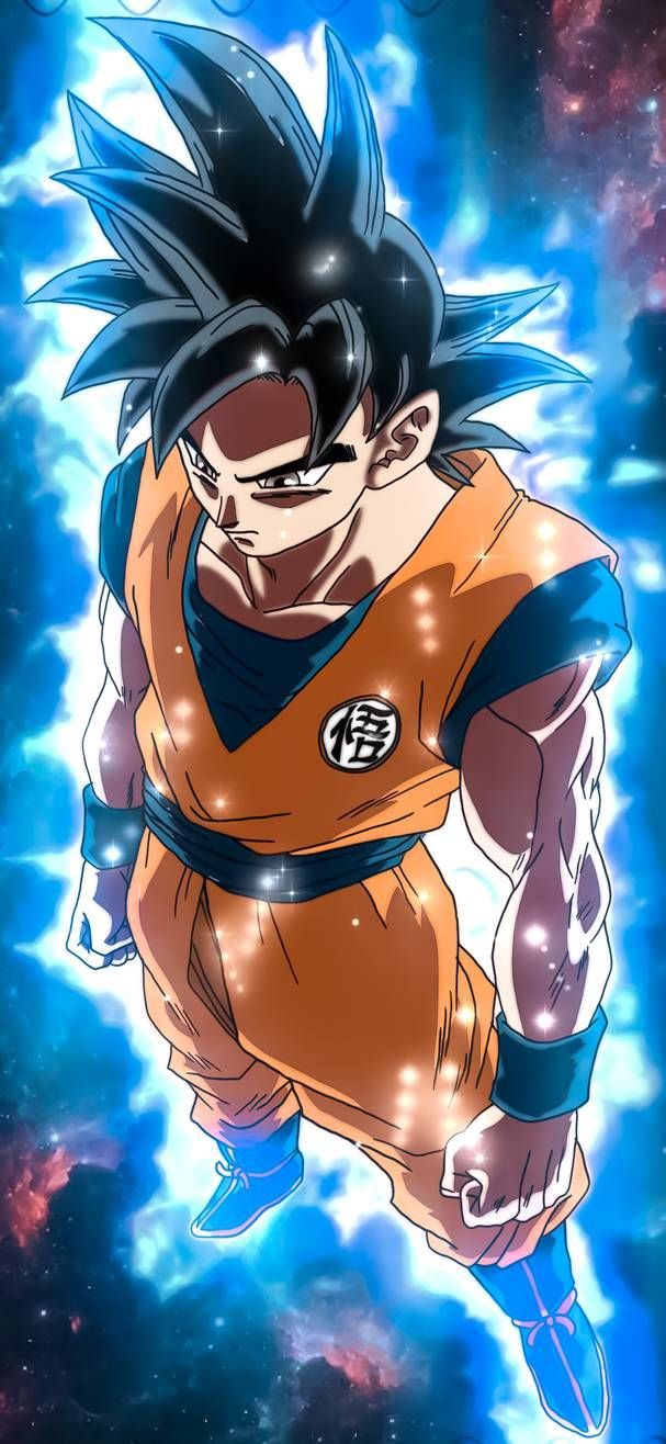 Goku Ultrainstinct Omen Wallpaper By Satzboom On Deviantart Anime Dragon Ball Super Chibi Dragon Dragon Ball Super Manga