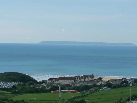 The Bay from Woolacombe Sands Resort (42029459)