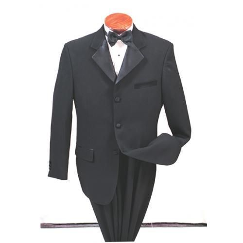 CheapTux.com - Black 3 Button Cheap Tuxedo, $115.00 (http://www.cheaptux.com/Black-3-Button-Cheap-Tuxedo.html)
