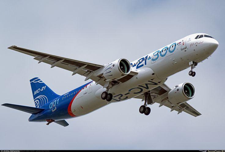 MSz-21: Levegőben az új orosz utasszállító repülőgép - JETfly