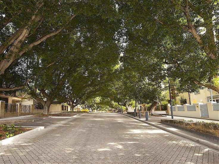 East Perth Streetscape