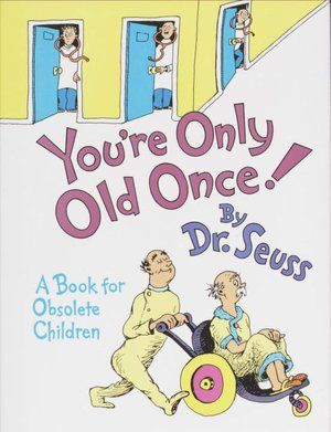 Great gift for aging boomers: Classic Seuss, Guest Books, Obsolet Children, Gifts Ideas, You R, Parties Ideas, Dr. Seuss, Birthday Ideas, Birthday Gifts