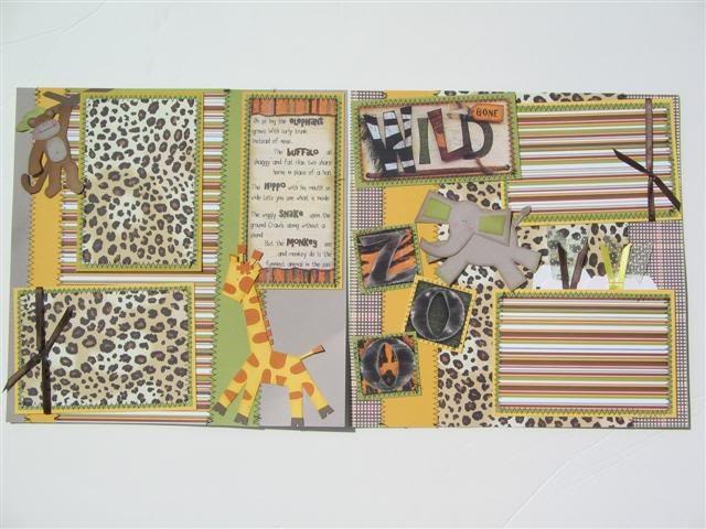 Zoo: Families Trips, Kids Scrapbook, Zoos Layout, Cute Ideas, Zoos Trips, Zoos Theme, 12X12 Layout, Great Ideas, Wild Zoos