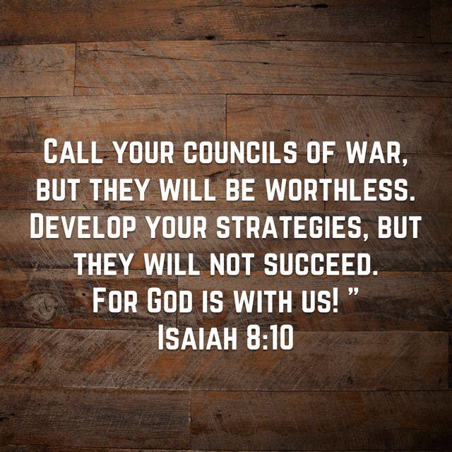 Isaiah 8:10