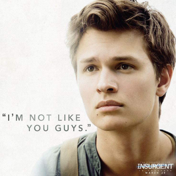 Dare to think for yourself, #Caleb. See Ansel Elgort in Insurgent – Get tix now: http://insur.gent/tix.