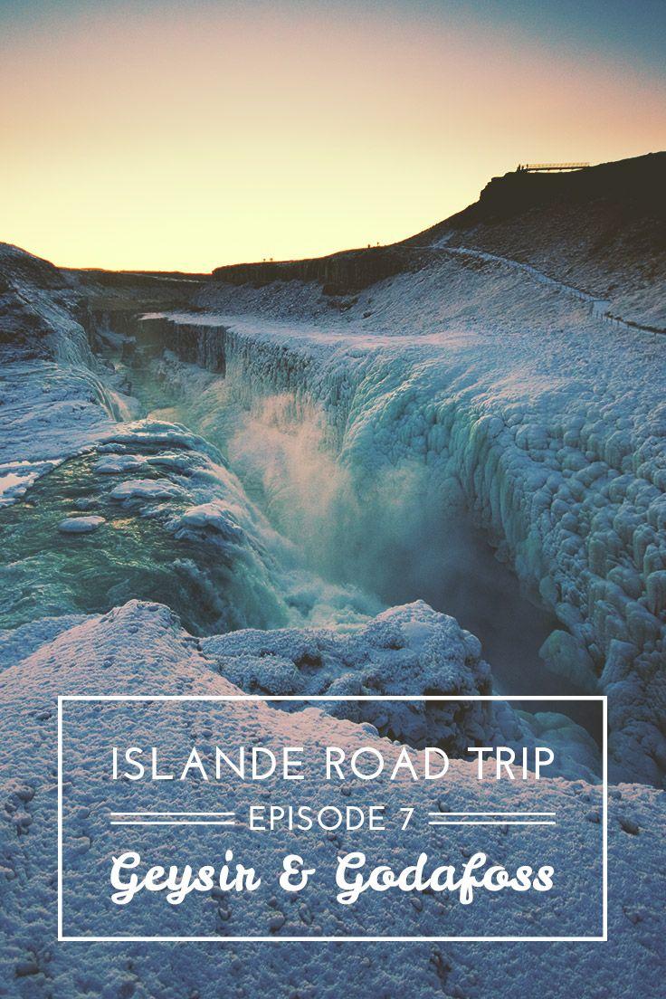 Encore affamés de paysages lunaires et de ciels indescriptibles, nous continuons le voyage autour de Reykjavik.