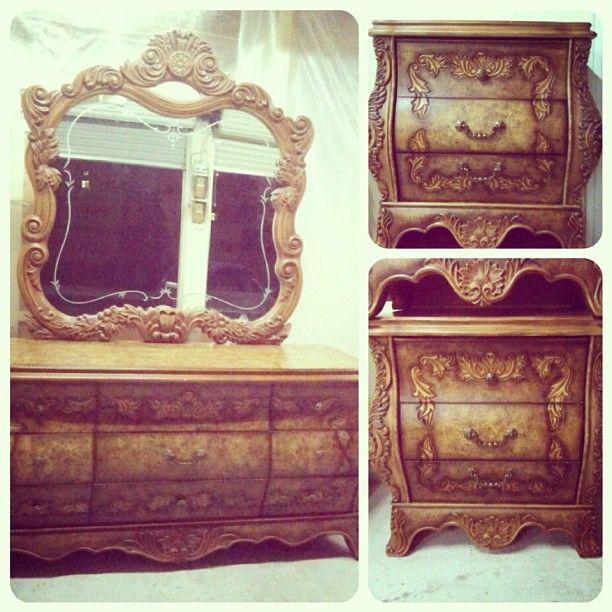 للبيع تسريحة 2 كبدينو بحالة ممتازة السعر 50 Bd Decor Home Decor Furniture