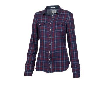 In a super soft but lightweight cotton that will keep you cosy but comfortable, this classic fit shirt will become your new wardrobe go-to. #designedforeveryday #fatface #aw15
