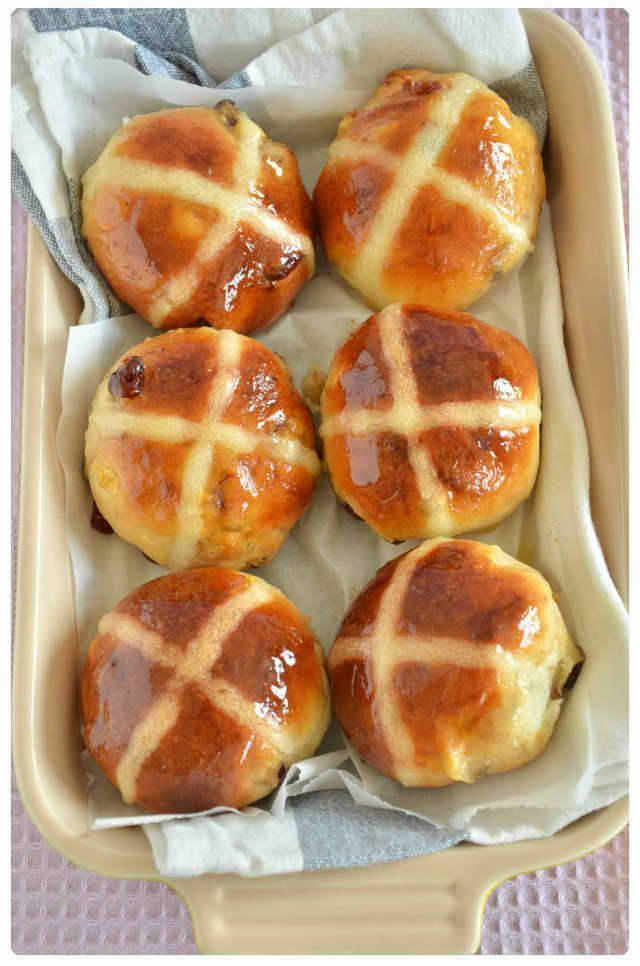Hot cross buns paul hollywood recipe