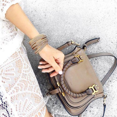 Brown Chloe bag