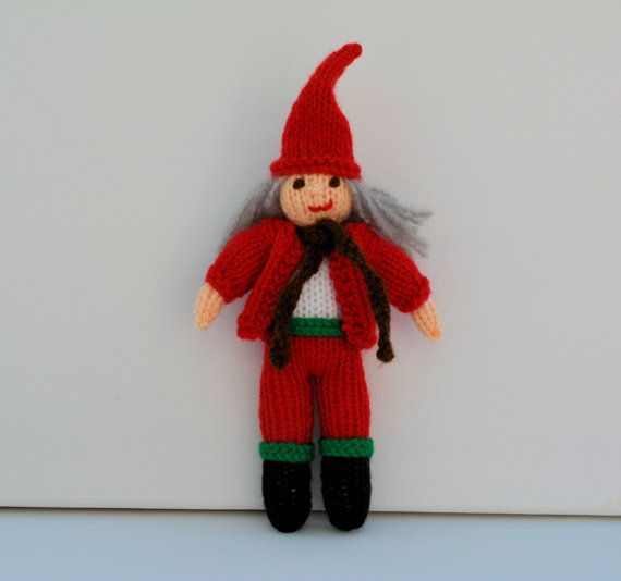 Christmas Elf Christmas Decorations Elf by EdithGraceDesigns