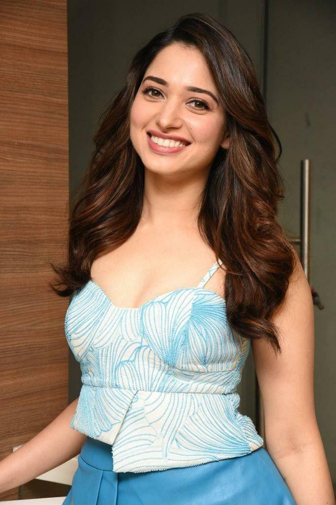 Tamanna Bhatia Hot in Blue Dress #tamannabhatia | Most beautiful indian  actress, Beautiful bollywood actress, South indian actress photo