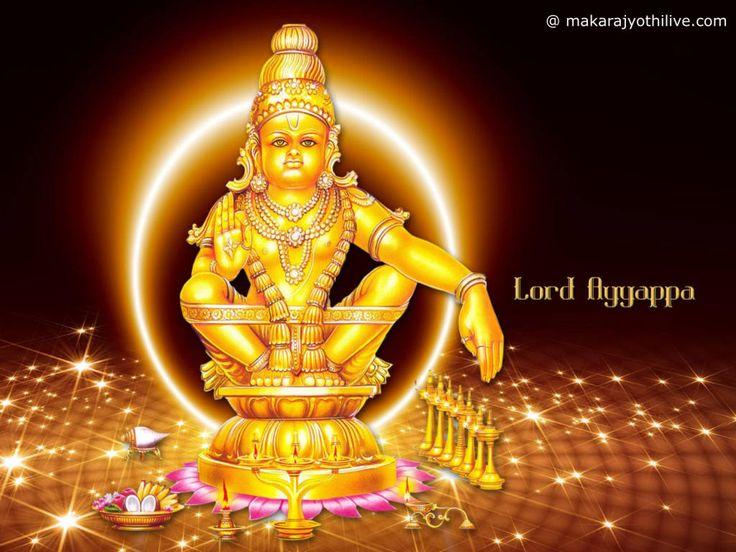 Lord Ayyappan Wallpapers - Makara Jyothi Live