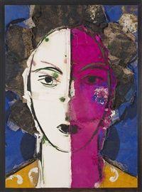 Manolo Valdes - Pop Art  - Yvette