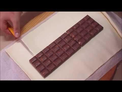 Trança folhada de chocolate e amêndoas   Tasty Demais - YouTube