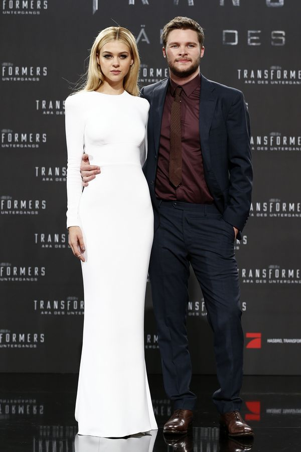BERLIN, GERMANY - JUNE 29: Actors Jack Reynor and Nicola Peltz attend the european premiere of 'Transformers: Age of Extinction' (german title: 'Transformers - Aera des Untergangs') at Sony Centre on June 29, 2014 in Berlin, Germany. (Photo by Andreas Rentz/Getty Images for Paramount Pictures) - See more at: http://www.411celeb.com/movies/transformers-4/photos#sthash.ZD7EcIVo.dpuf