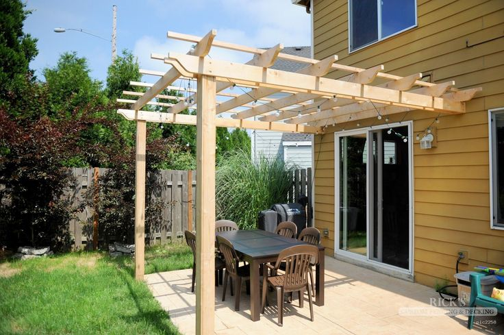 25 best ideas about cedar pergola on pergola garden pergola patio and pergola designs