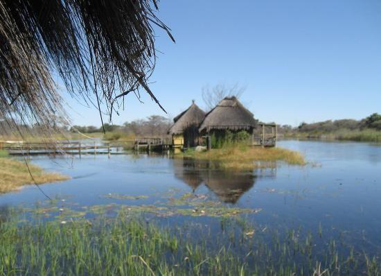 Camp Kwando, Caprivi, Namibia