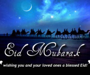 DesertRose/// Eid Mubarik