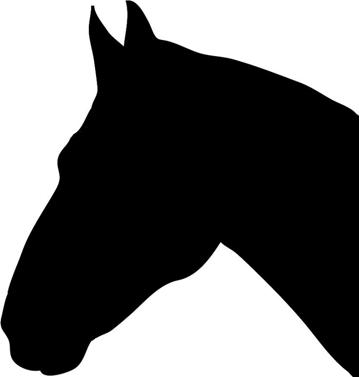 Horse Silhouette - ClipArt Best - ClipArt Best