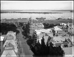 Perth looking south from the Town Hall tower, 1906