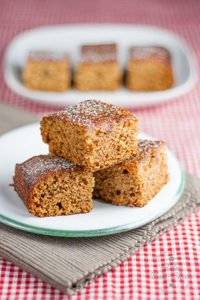 Recipe: Easy Ginger Cake (Egg Free, Dairy Free, Vegan)