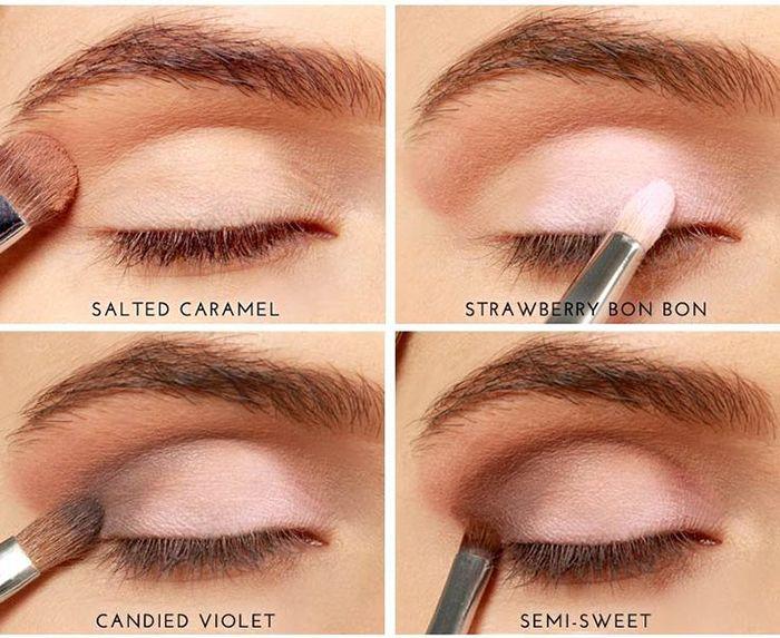 макияж на каждый день пошагово