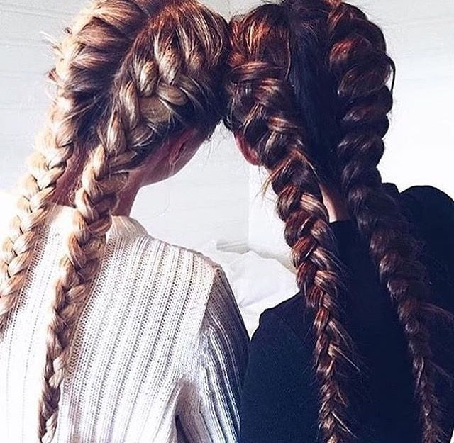 This braids are gorgeous