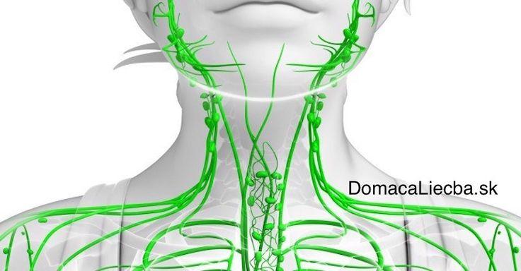 Príznaky upchatého lymfatického systému a 10 spôsobov ako ho znova vyčistiť