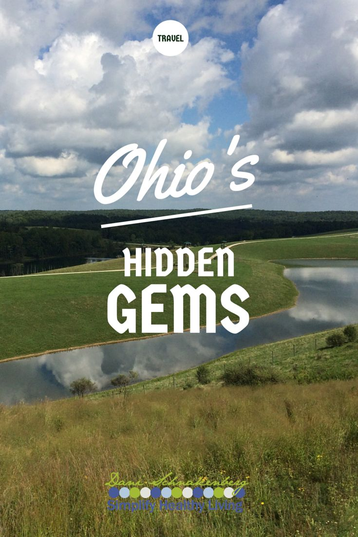Exploring Ohio State Park Lodges and their surrounding areas.